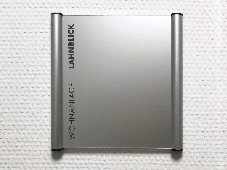 Aluminium-Schilder, Innenschilder, Außenschilder, Wandschilder, Türschilder, Acrylschilder, Firmenschilder